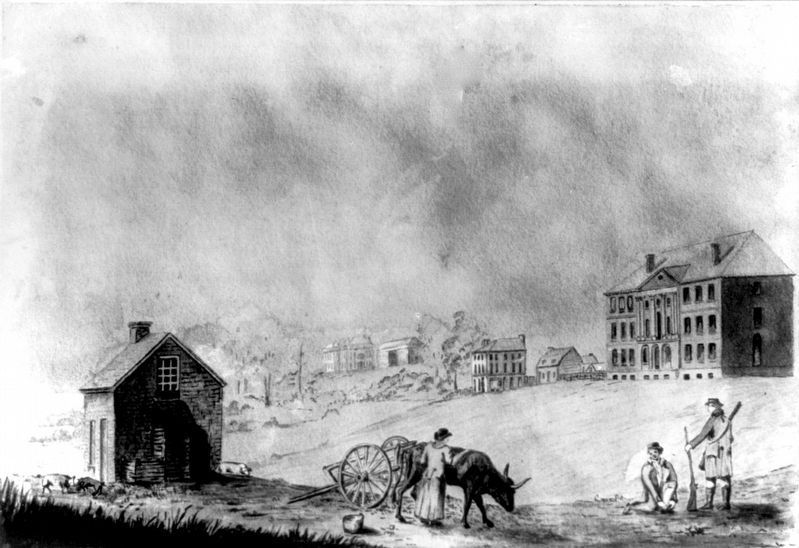 Blodget's Hotel, 1803 image. Click for full size.