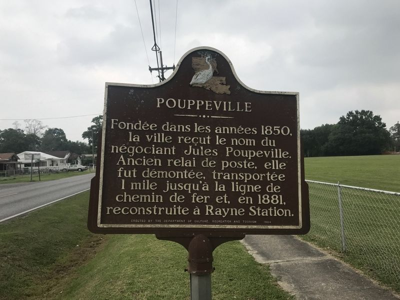 Pouppeville Marker image, Touch for more information