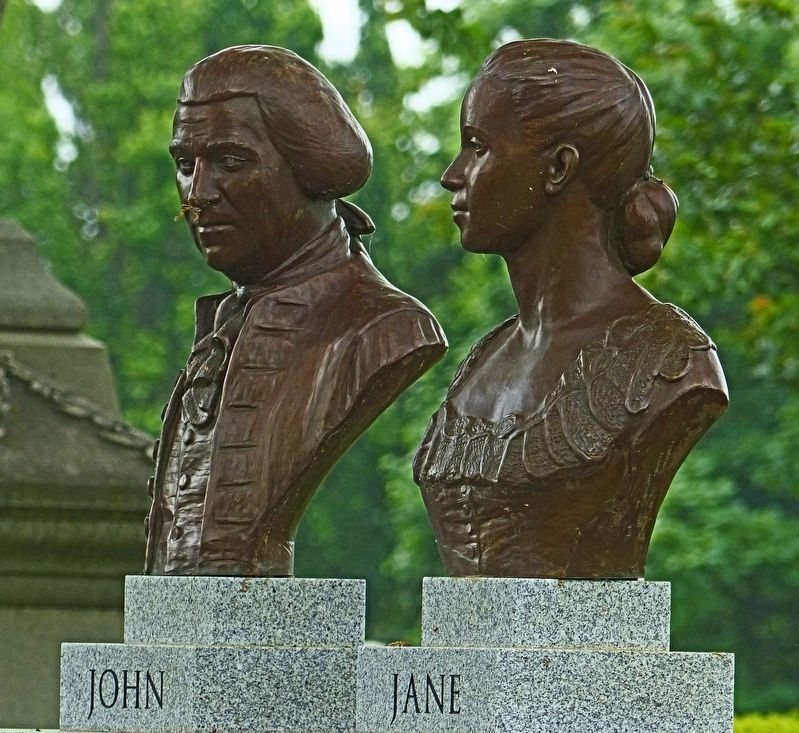 John and Jane Hanson image. Click for full size.