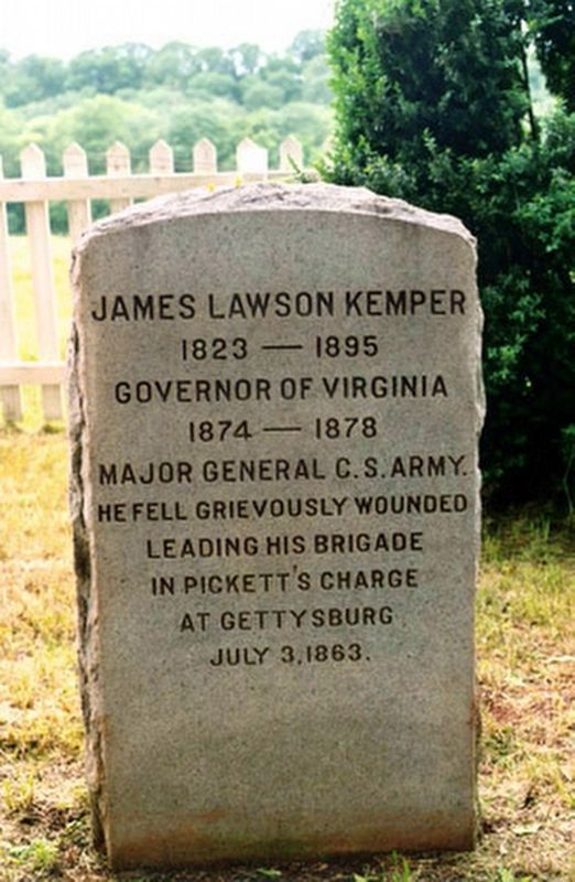 Kemper's Grave image. Click for full size.