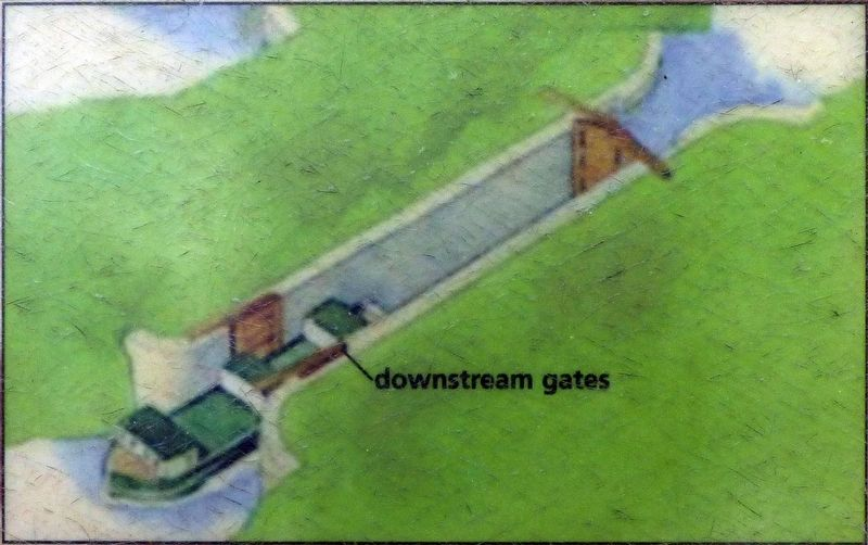 How a Lock Works — Boat Moves On image. Click for full size.