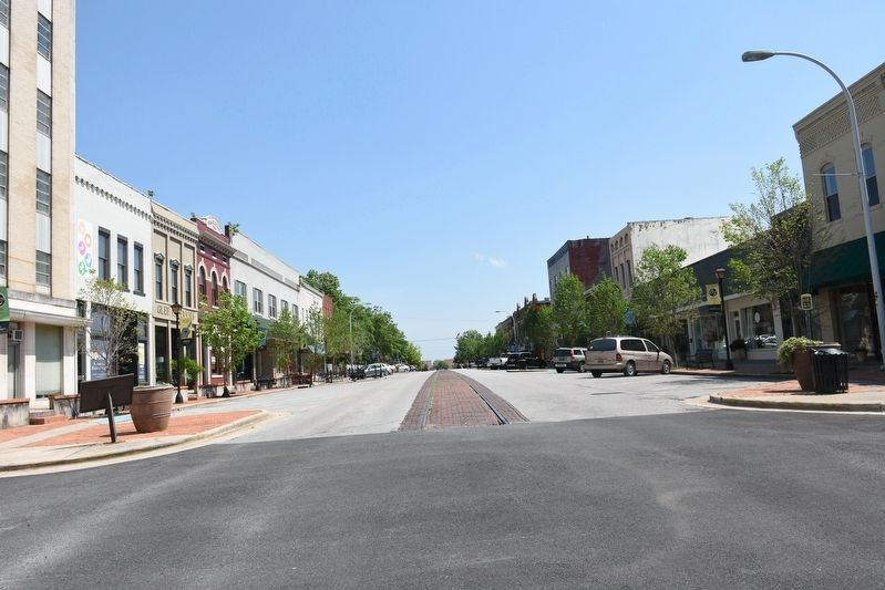 Old Downtown Decatur image. Click for full size.