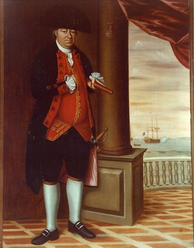 Commodore Abraham Whipple (1733–1819) image. Click for full size.