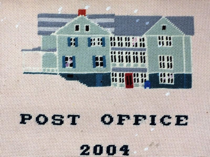 Post Office, 2004 image. Click for full size.