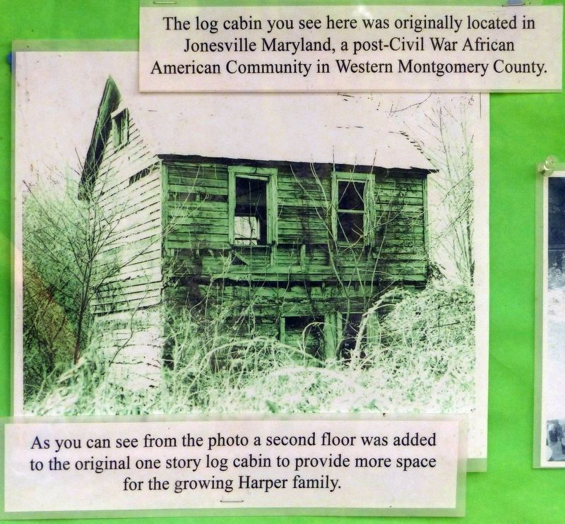 The Log Cabin image. Click for full size.