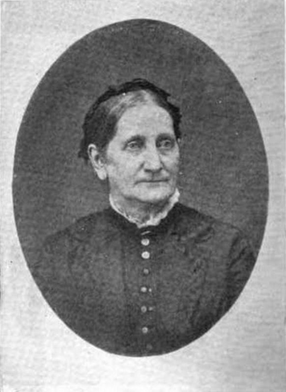 Catherine Amelia Fay Ewing (1822-1897), educator, philanthropist, activist, and social reformer image. Click for full size.