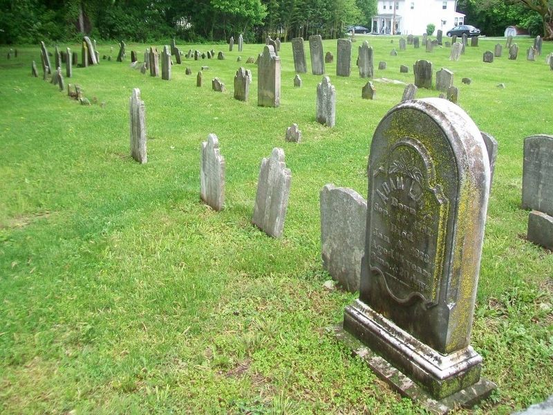 Lutheran Graveyard image. Click for full size.