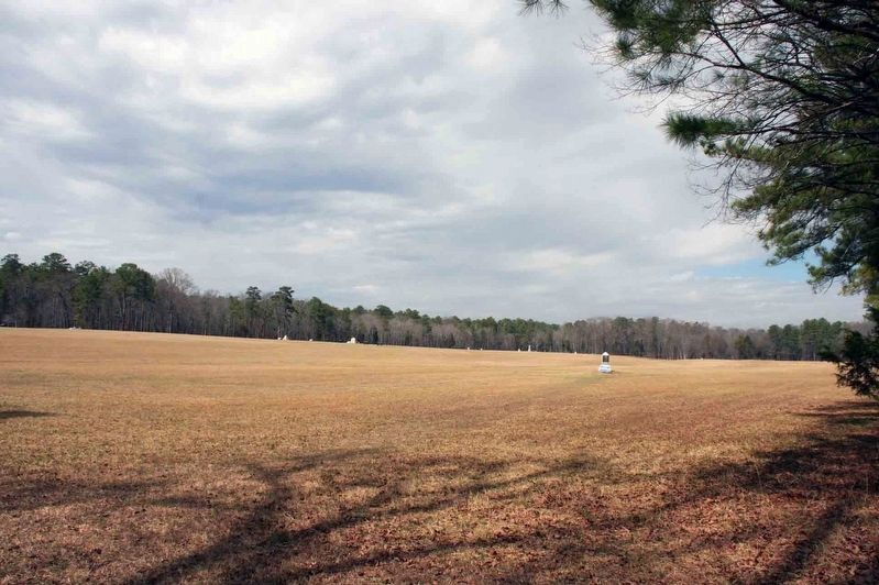 Kelly's Field, Chickamauga National Battlefield image. Click for full size.