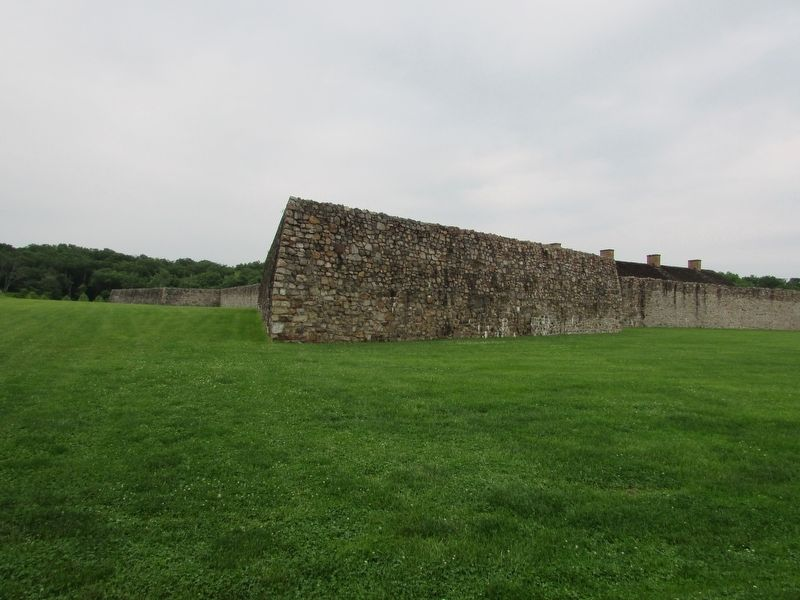 Fort Frederick image. Click for full size.
