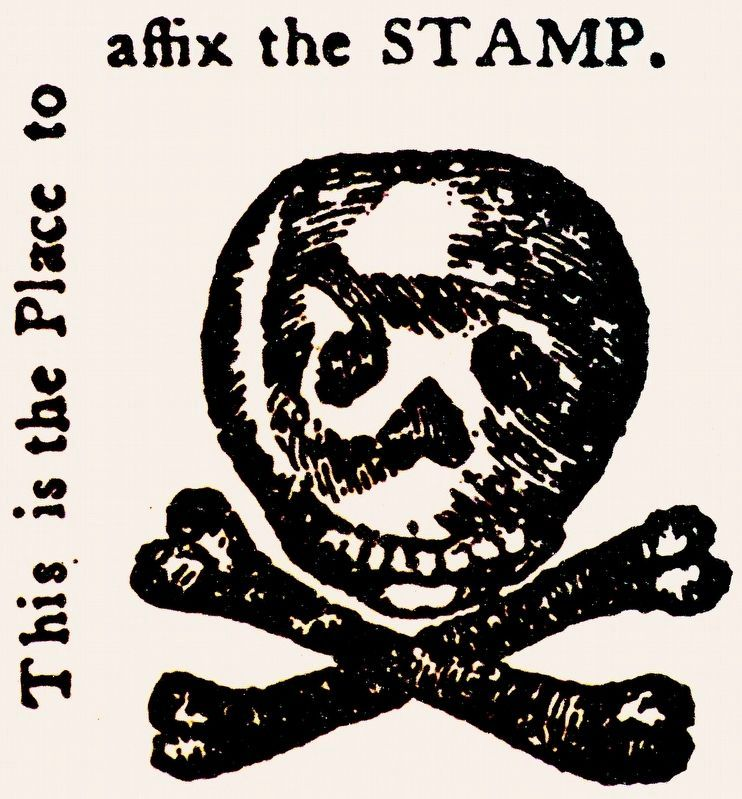 The Fatal Stamp image. Click for full size.