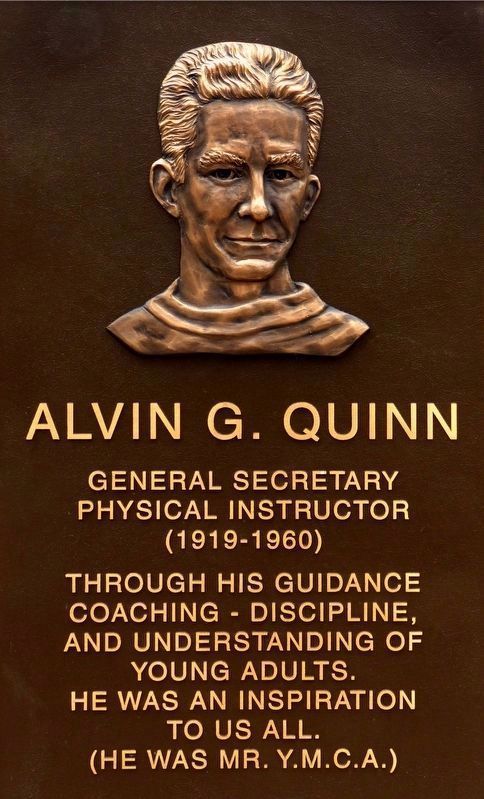 Alvin G. Quinn image. Click for full size.