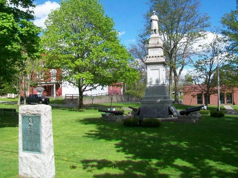 Civil War Memorials image. Click for full size.