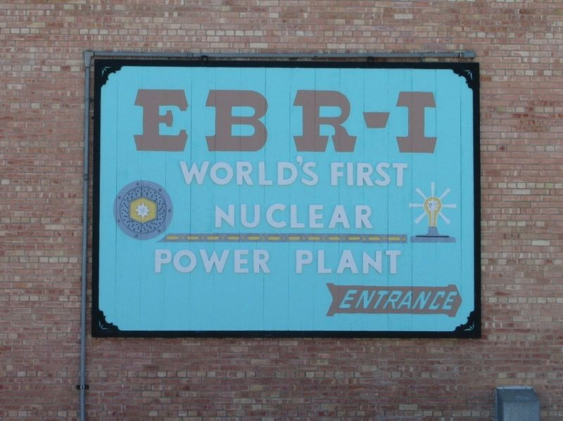 EBR-I Marker image. Click for full size.