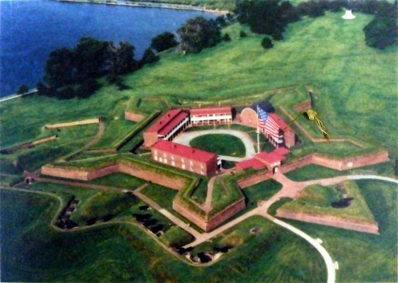 Fort McHenry image. Click for full size.