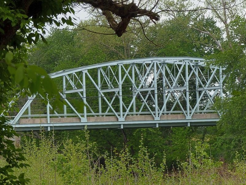 The Urbana Pike Bridge over the Monocacy River image. Click for full size.