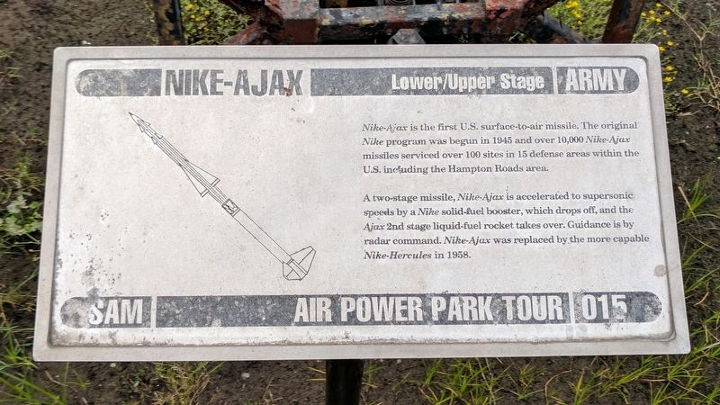 Nike-Ajax Marker image. Click for full size.