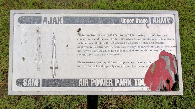 Ajax Marker image. Click for full size.