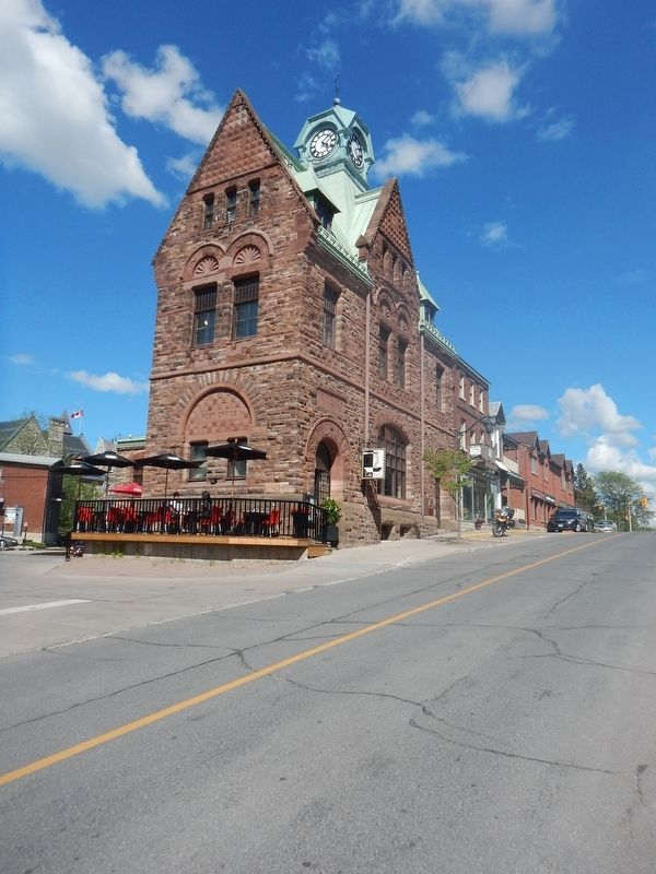 Former Almonte Post Office image. Click for full size.