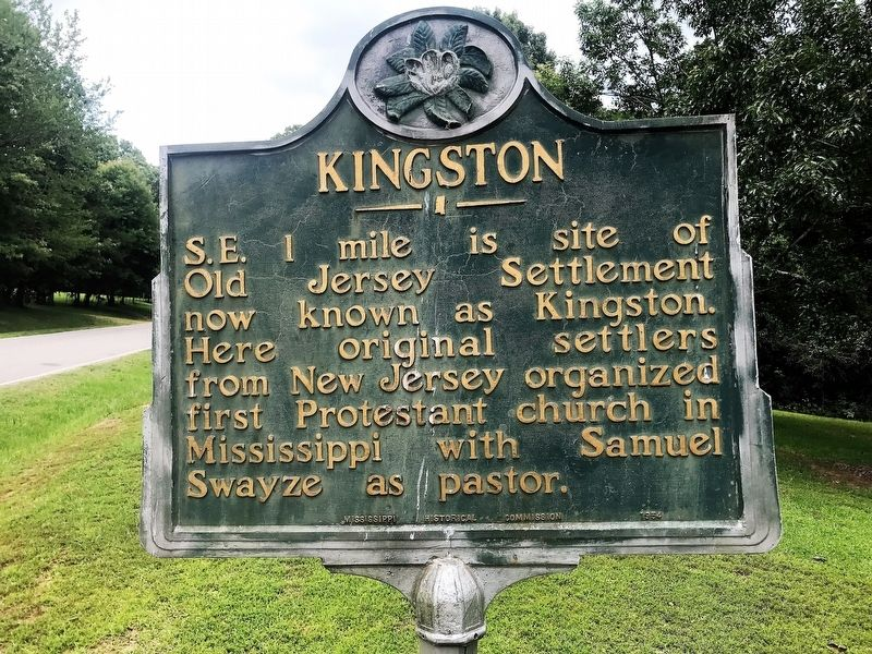 Kingston Marker image. Click for full size.