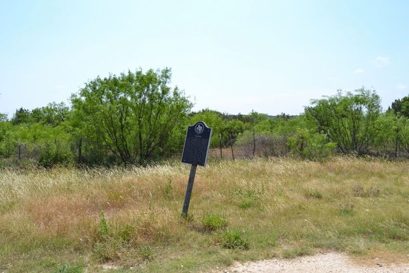 Site of Verand Marker image. Click for full size.