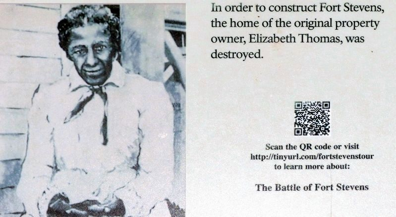 Elizabeth (Aunt Betty) Thomas image. Click for full size.