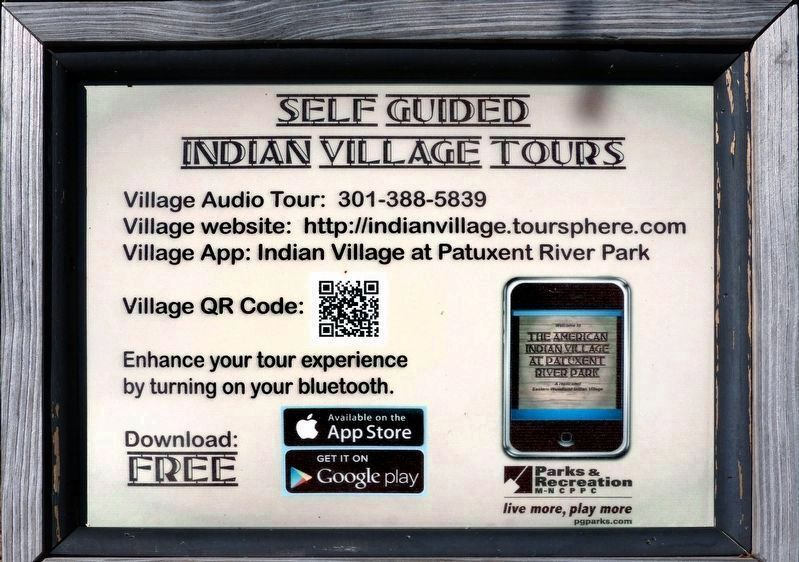 Self Guided Indian Village Tours image. Click for full size.