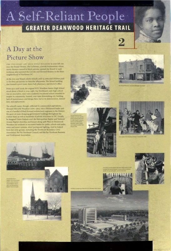 A Day at the Picture Show Marker image. Click for full size.