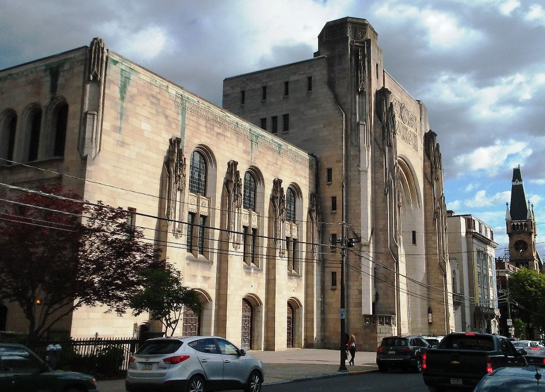Masonic Temple and Scottish Rite Cathedral image. Click for full size.