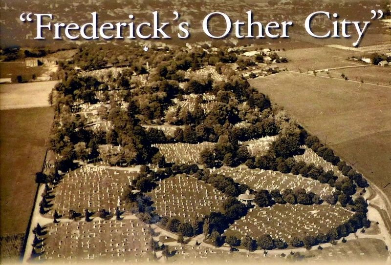 """Frederick's Other City"" image. Click for full size."
