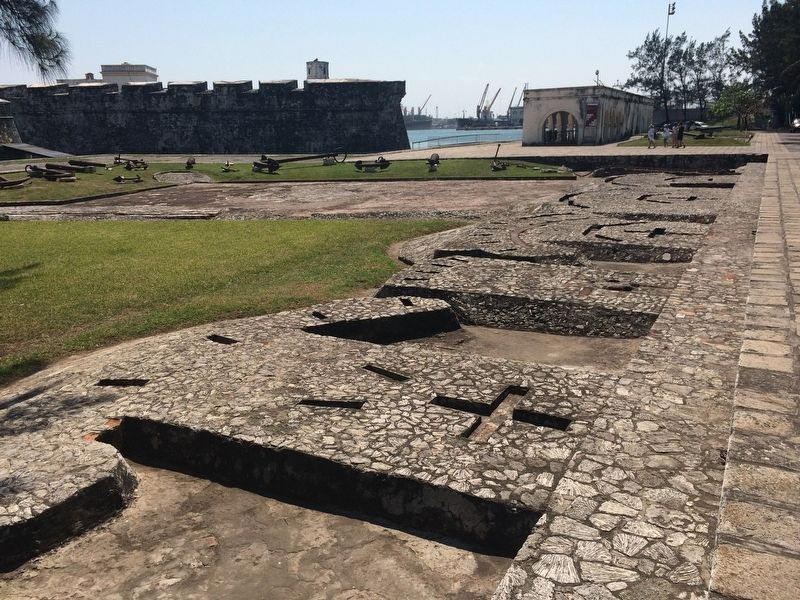 Fort San Juan de Ulúa image. Click for full size.