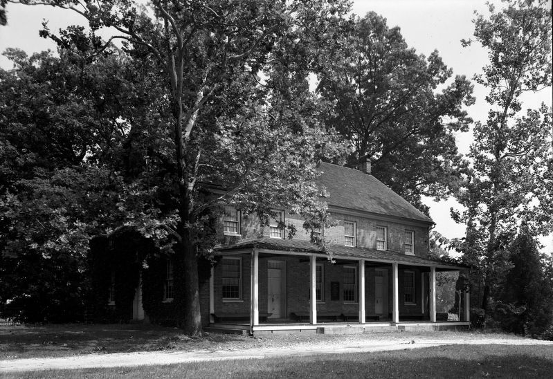 Sand Spring Meeting House image. Click for full size.