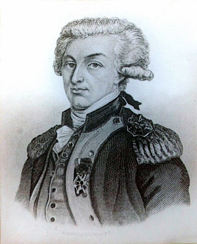 The Marquis de Lafayette image. Click for full size.