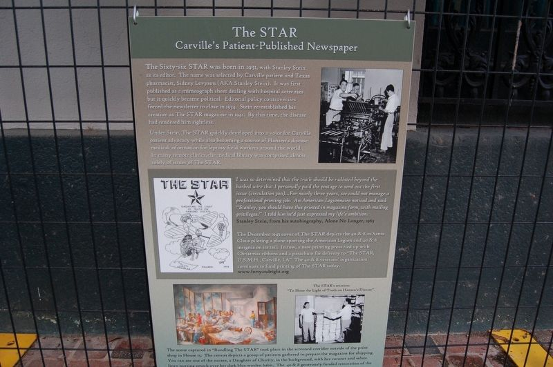 The STAR Marker image. Click for full size.