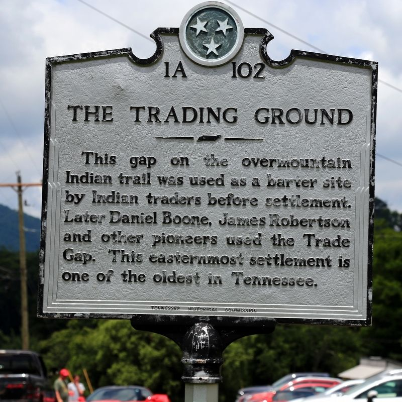 The Trading Ground Marker image. Click for full size.