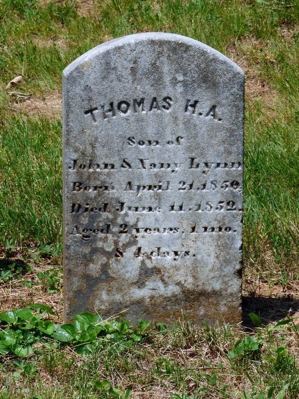 Thomas H.A. Lynn image. Click for full size.