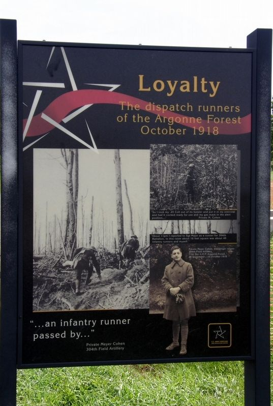 Loyalty Marker image. Click for full size.
