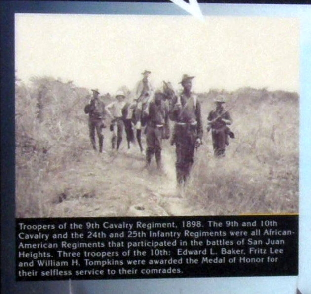 Insert - 9th Cavalry troopers