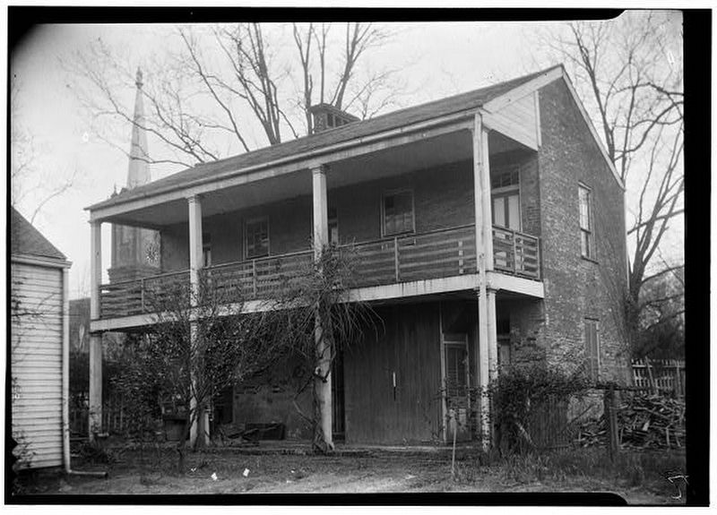Gage House ca. 1936 image. Click for full size.