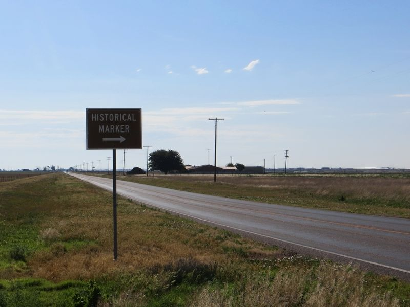 View east on FM 1760 image. Click for full size.
