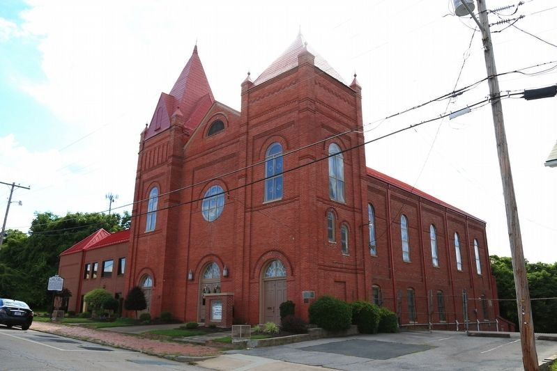 High Street Baptist Church image. Click for full size.