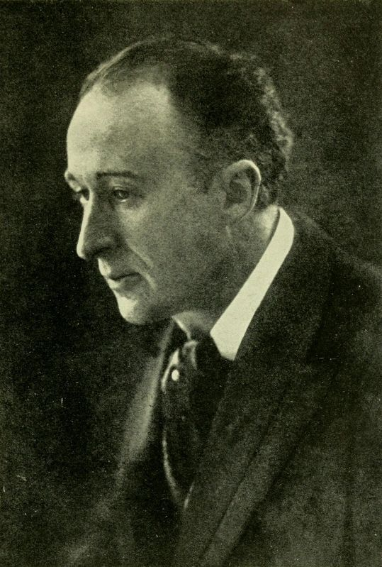 """Fritz"" Delius image. Click for full size."