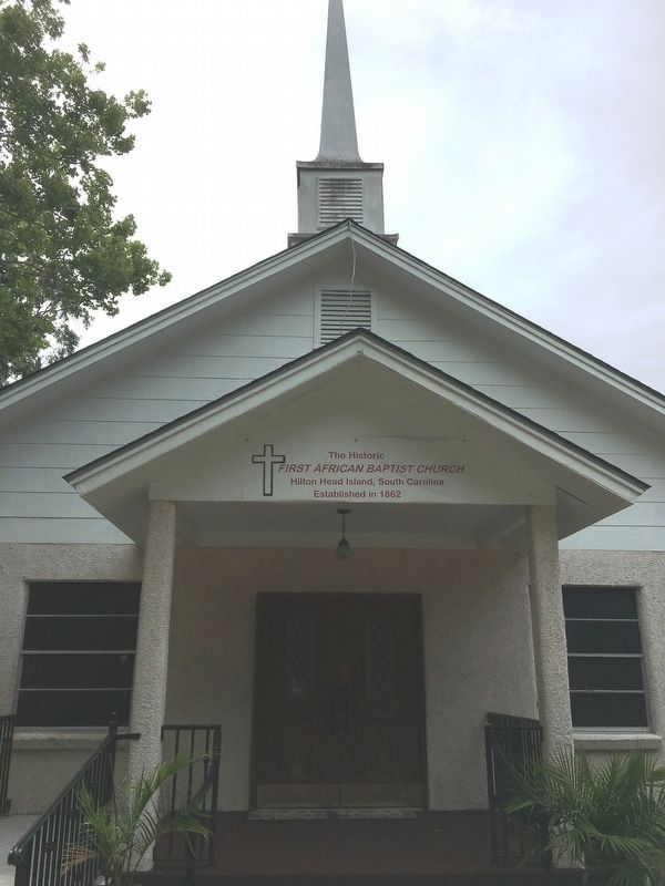 First African Baptist Church image. Click for full size.