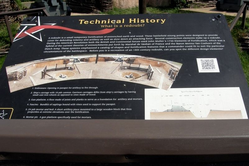 Technical History Marker image. Click for full size.