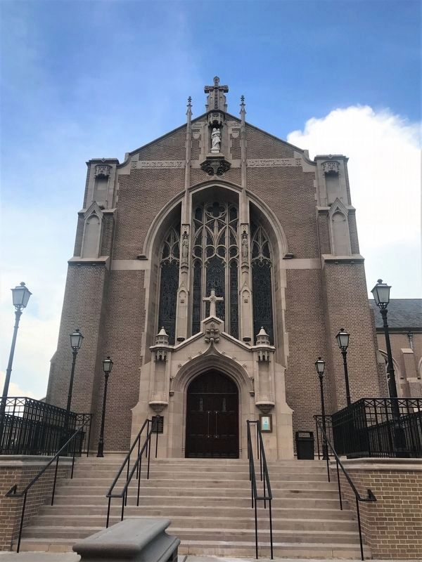 National Shrine of Our Lady of Prompt Succor image. Click for full size.