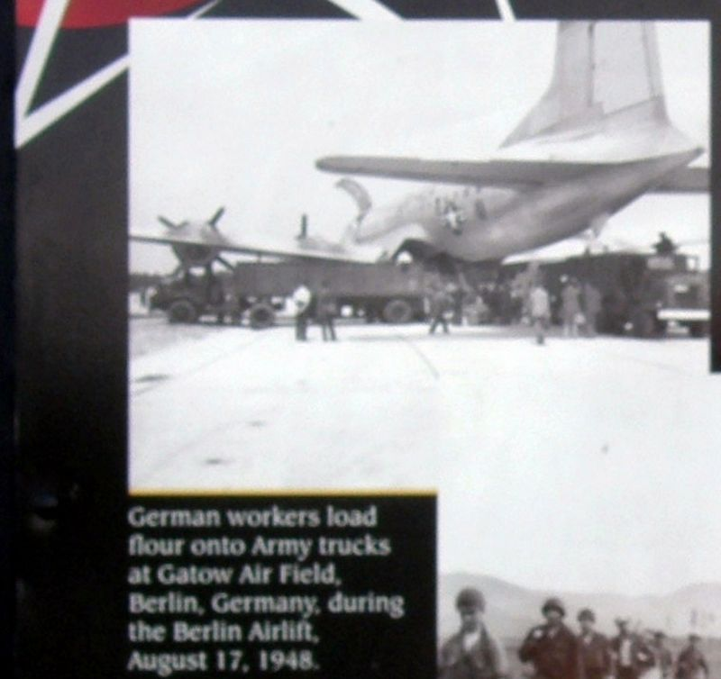 Insert - The Berlin Airlift image. Click for full size.