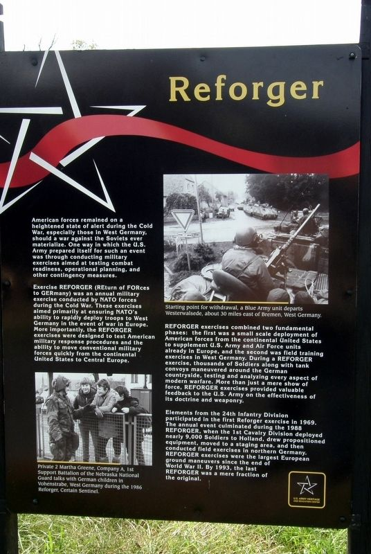 Reforger Marker image. Click for full size.