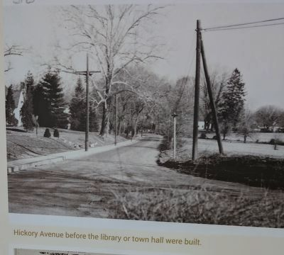 Hickory Avenue image. Click for full size.