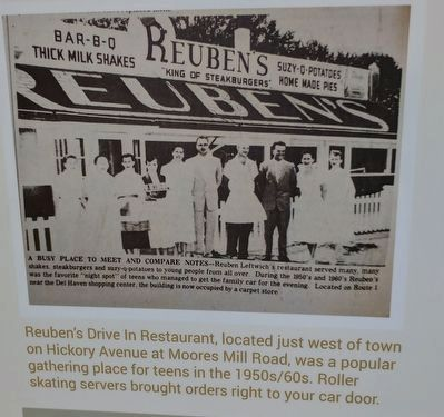 Reuben's Drive In image. Click for full size.