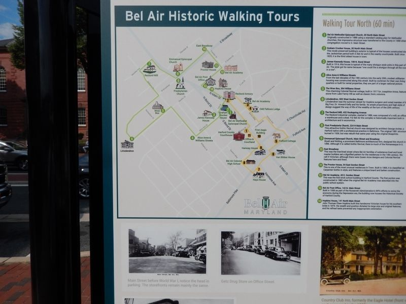 Map of Walking Tours image. Click for full size.