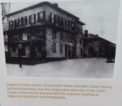 Stagmer's Hotel image. Click for full size.